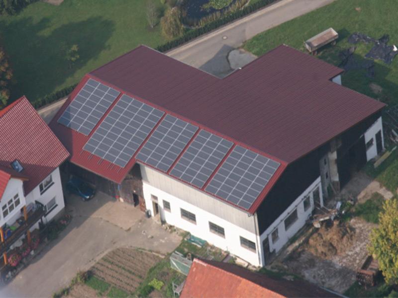 Stalldach (Standort: Neckar-Odenwald-Kreis)